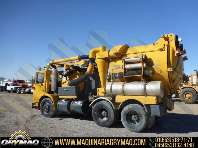 Camion Limpia Drenaje Vactor 2100 GMC 1990 full