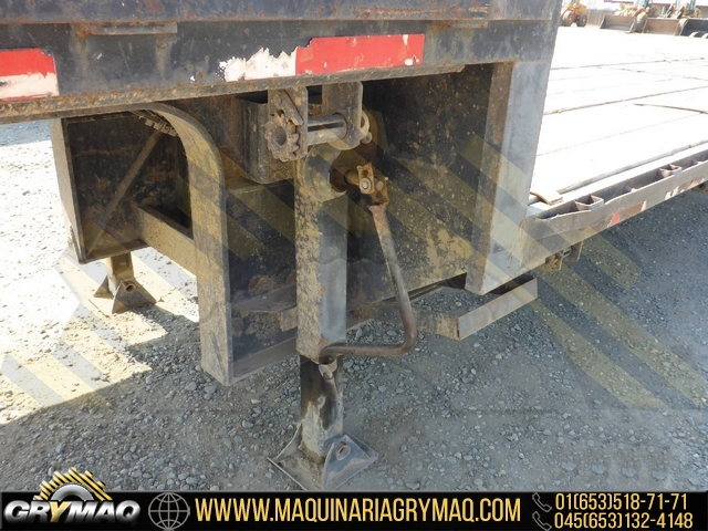 Remolque StepDeck Fontaine 48 Pies 1996 full